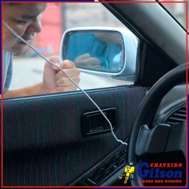 Chaveiro para Automóveis Tatuí - Chaveiro para Automóveis