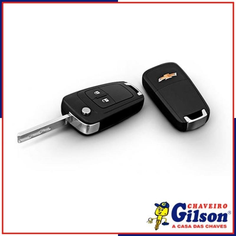 Empresa de Chave Codificada Chevrolet Guapiara - Chave Codificada Automotiva
