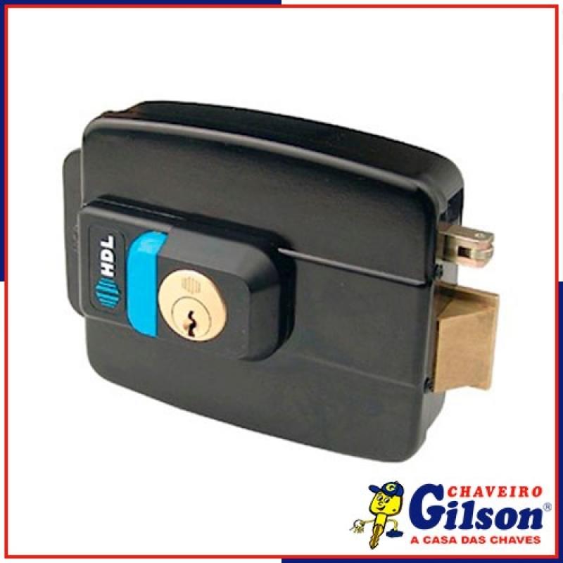 Empresa de Fechadura Eletrônica para Portão Guapiara - Fechadura Eletrônica de Porta