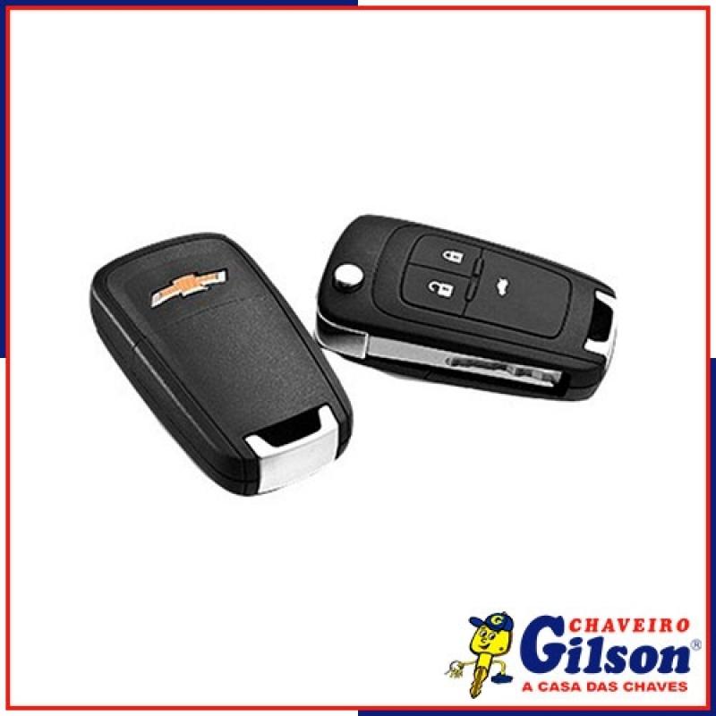 Qual é o Valor da Chave com Alarme Tatuí - Chave Codificada de Veículo