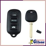 chave codificada carro São Miguel Arcanjo