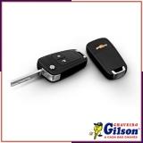 chave codificada de carro orçamento Guareí