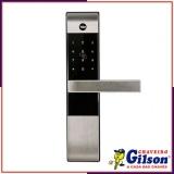fechadura eletrônica de porta Alambari