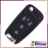 qual é o valor da chave codificada de carro Capão Bonito
